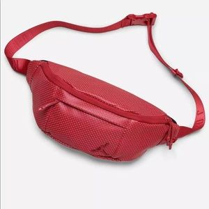 Jordan Red Fanny Pack